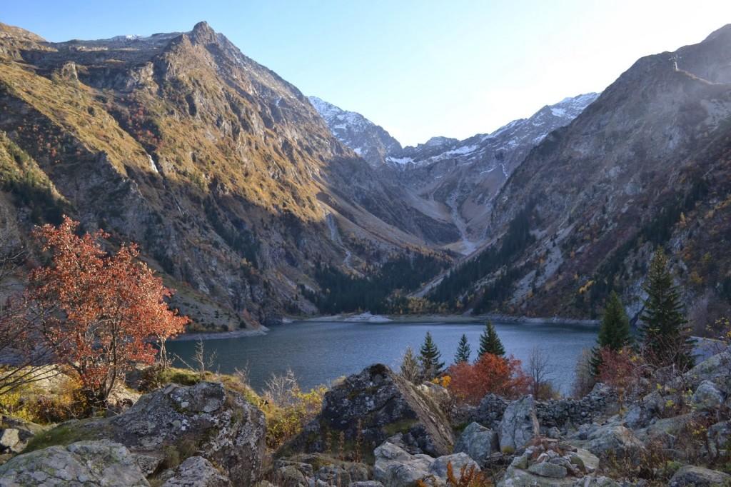 randonnée lac lauvitel