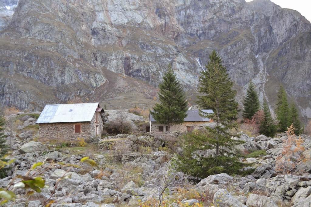 cabanon  lac lauvitel bivouac