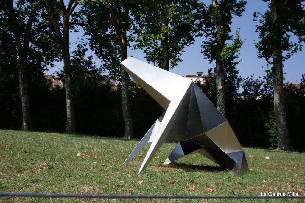 jardin di boboli - statue de chien