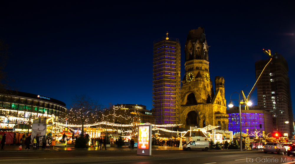 Kurfürstendamm by night