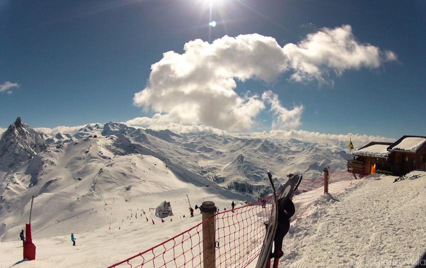ski defi personnel